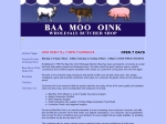View More Information on Baa Moo Oink