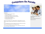 View More Information on Computers On Parade Pty Ltd