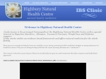 View More Information on Highbury Natural Health Centre