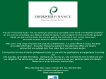 View More Information on Encounter Finance
