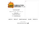 View More Information on Fire Fabrication Services Pty Ltd