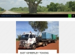 View More Information on East Kimberley Towing