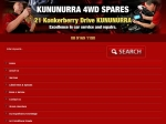 View More Information on Kununurra 4WD Spares
