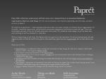 View More Information on Papercut Media
