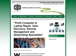 View More Information on Cabling & Data Services