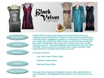 View More Information on Black Velvet Boutique