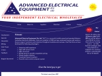 View More Information on Advanced Electrical Equipment Pty Ltd