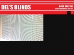 View More Information on Del's Blind Cutting