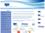 View More Information on APS Financial Planning Pty Ltd