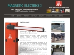 View More Information on Magnetic Electrics Pty Ltd