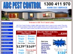 View More Information on Bed Bugs Sydney