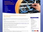 View More Information on Electrical & Communication Systems Australia
