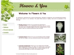 View More Information on Flowers And You