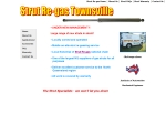 View More Information on Strut Re-Gas, Townsville