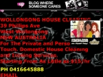 View More Information on Wollongong House Cleaning