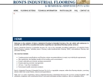 View More Information on Roni's Industrial Flooring, SEVEN HILLS