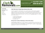 View More Information on Clark Removals