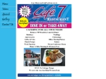 View More Information on Cafe 7