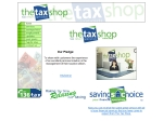 View More Information on The Tax Shop