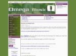 View More Information on Omega Music