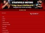 View More Information on Strathfield Motors, Strathalbyn