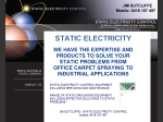 View More Information on Static Electricity Control