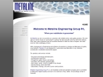 View More Information on Metaline Engineering Group Pty Ltd