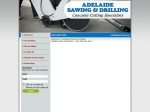 View More Information on Adelaide Sawing & Drilling