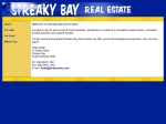 View More Information on Streaky Bay Real Estate
