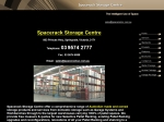 View More Information on Spacerack Storage Centre