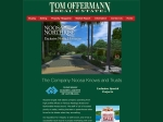 View More Information on Tom Offermann Real Estate