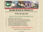 View More Information on Island Block And Paving