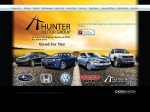 View More Information on Hunter Motor Group