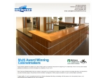 View More Information on De Wacht Cabinets Pty Ltd