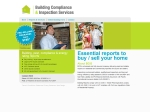 View More Information on Building Compliance & Inspection Services