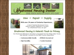 View More Information on Brushwood Fencing Doctor