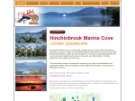 View More Information on Hinchinbrook Marine Cove Resort