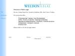 View More Information on Weldon Legal