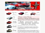 View More Information on Sydney Mustangs