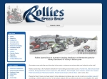 View More Information on Rollies Speed Shop