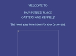 View More Information on Pam-Purred Place
