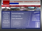 View More Information on G.O. Engineering Consultants Pty Ltd