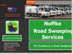 View More Information on Noffke Road Sweeping Services