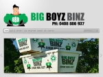 View More Information on Big Boyz Binz