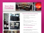 View More Information on Must Have Furnishings
