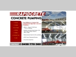 View More Information on Rapidcrete Pty Ltd