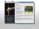 View More Information on Mathews Drilling