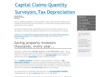 View More Information on Capital Claims