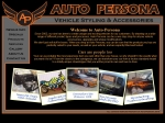 View More Information on Auto-Persona