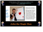View More Information on John The Magic Man